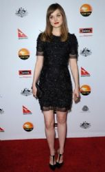 Bella Heathcote: 2013 G'Day USA Los Angeles Black Tie Gala..JW Marriot at L.A. Live