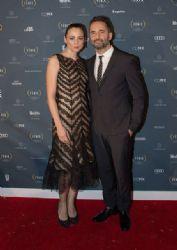 Leonor Watling  and Jorge Drexler: Fenix Awards 2014