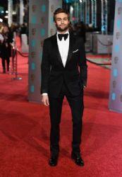 Douglas Booth: EE British Academy Film Awards 2016 - Red Carpet Arrivals