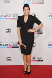 Hillary Scott: 40th American Music Awards