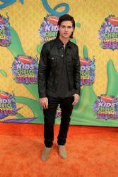 William Peltz: Nickelodeon's 27th Annual Kids' Choice Awards - Arrivals