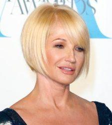Sexy Celebrity Hairstyles - Ellen Barkin