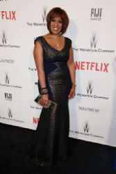 Gayle King: The Weinstein Company and Netflix Golden Globes 2015 Party