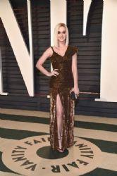 Katy Perry: 2017 Vanity Fair Oscar Party Hosted By Graydon Carter - Arrivals
