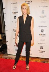 Rachael Taylor: at Cipriani on Wall Street for the 22nd annual Gotham Independent Film Awards
