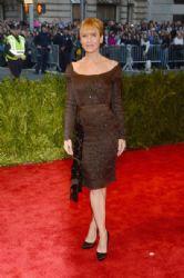 Renée Zellweger wears Prada - 2013 Met Gala