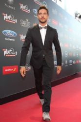 David Bisbal: TNTLA Platino Awards 2015 - Red Carpet