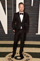 Aaron Paul: 2015 Vanity Fair Oscar Party