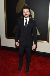 Juanes: The 57th Annual GRAMMY Awards - Red Carpet