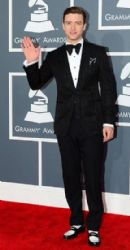 Justin Timberlake: The 55th Annual GRAMMY Awards