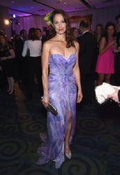 Ashley Judd wears Badgley Mischka - 2015 White House Correspondents' Association Dinner