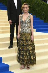Brie Larson in Chanel Dress : 2017 Met Gala