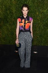 Cobie Smulders wears Chanel - 2015 Tribeca Film Festival Chanel Artists Dinner