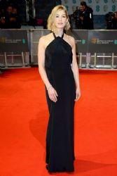 Rosamund Pike wears Roland Mouret - 2015 British Academy Film Awards