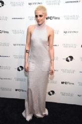 Kristen Stewart In Chanel – 'Personal Shopper' New York Premiere