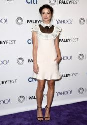 Crystal Reed: 'Teen Wolf' panel at the 32nd Annual PALEYFEST LA at the Dolby Theatre in Hollywood
