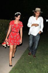 Katy Perry & John Mayer's Late Night Los Feliz Date