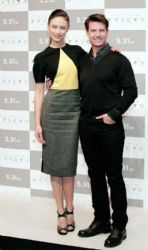 'Oblivion' Stars Hang Out in Tokyo