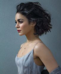 Vanessa Hudgens Covers Social Life May 2015