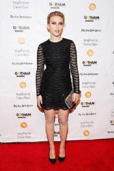 Scarlett Johansson wears Saint Laurent - 2014 Annual Gotham Independent Film Awards