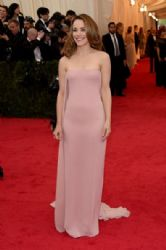 Rachel McAdams: Red Carpet Arrivals at the Met Gala