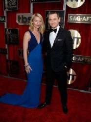 Claire Danes and Hugh Dancy: 22nd Annual Screen Actors Guild Awards - Red Carpet