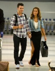 Kevin Jonas and Danielle Jonas (August 18)