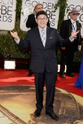 Rico Rodriguez: 71st Annual Golden Globe Awards - Arrivals
