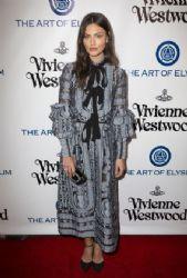 Phoebe Tonkin - The Art of Elysium Presents Vivienne Westwood & Andreas Kronthaler's 2016 HEAVEN Gala