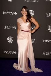 Natalie Martinez: InStyle And Warner Bros. Golden Globes 2015 Party