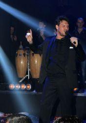 Panos Kiamos: stage look