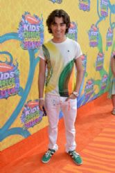 Blake Michael: Nickelodeon's 27th Annual Kids' Choice Awards - Arrivals
