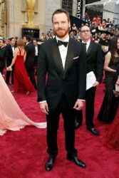 Michael Fassbender: 86th Annual Academy Awards
