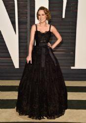Brie Larson: 2015 Vanity Fair Oscar Party