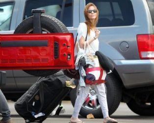 Samantha Droke: arriving in Hawaii