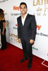 Carlos PenaVega: The '2014 Latinos De Hoy Awards' Presented By Hoy And Los Angeles Times