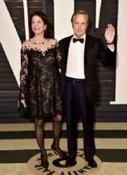 Sherry Lansing and William Friedkin: Elton John AIDS Foundation Oscars 2015 Viewing Party