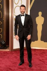 Bradley Cooper: 86th Annual Academy Awards