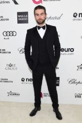 Chace Crawford: Elton John AIDS Foundation Oscars 2015 Viewing Party