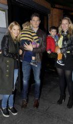 Luisana Lopilato and Michael Bublé: Disney on Ice