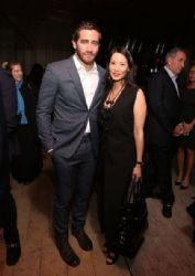 Lucy Liu: attend The Academy Of Motion Picture Arts And Sciences New Member Reception In New York at Lincoln Ristorante