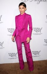 Zendaya attends The Humane Society of the United States' to the Rescue Gala