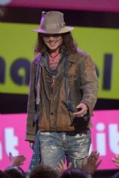 Johnny Depp: Kids' Choice Awards 2013