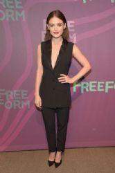 Lucy Hale: 2016 ABC Freeform Upfront
