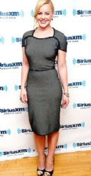 Abbie Cornish: SiriusXM appearance in New York City