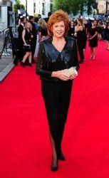 Cilla Black - British Bafta Awards 2014