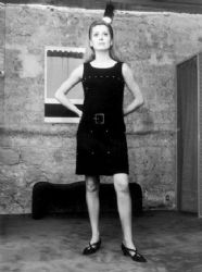 Catherine Deneuve: YSL's muse.