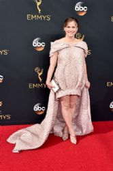 Anna Chlumsky: 68th Annual Primetime Emmy Awards - Arrivals