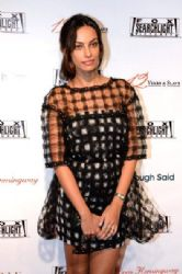 Madalina Ghenea wears Chanel - Fox Searchlight Tiff party