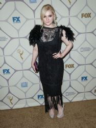Abigail Breslin: 67th Primetime Emmy Awards Fox After Party